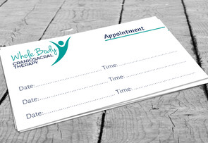 Appointment Card